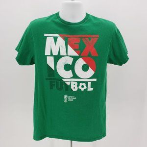 FIFA World Cup Russia 2018 Mexico Football T-Shirt